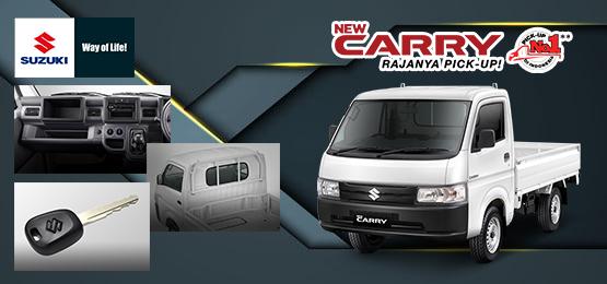 Suzuki New Carry PU